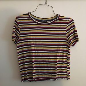 Forever 21 Cropped T-Shirt